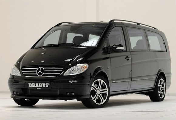 Mercedes Benz Viano Lounge. 2010-Brabus-Mercedes-Benz-