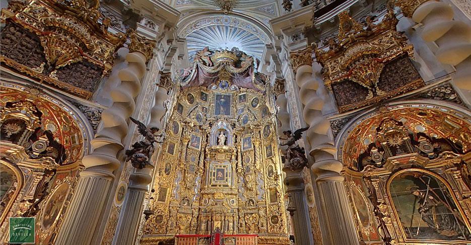 Sevilla: San Luis de los Franceses